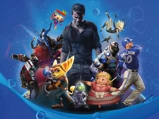 PlayStation brings a gaming party to the American