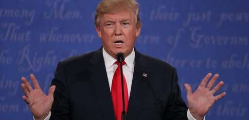 Donald Trump's refusal to say he would accept