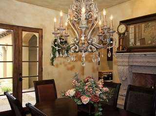Don't let the intricacy of your chandelier keep