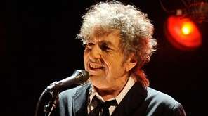 The music of Bob Dylan, who has been