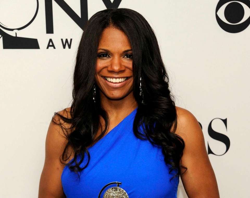 Broadway stars Audra McDonald and Will Swenson welcomed