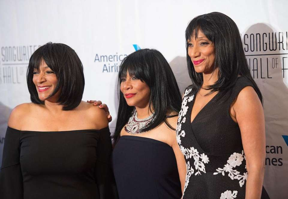 Iconic '70s girls band Sister Sledge -- composed