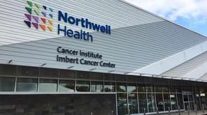 Northwell Health is opening the Imbert Cancer Center.