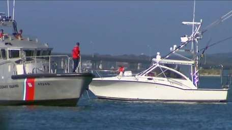 Four men on a fishing trip 90 miles