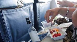 Tray tables are the second-most unhygienic surface on