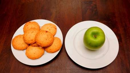 Cookie or fruit? To predict your ability to