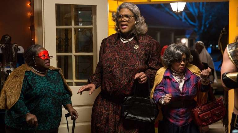 Tyler Perry's Boo! A Madea Halloween' review: No trick or treats ...