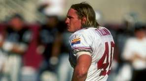 Safety Pat Tillman #40 of the Arizona Cardinals