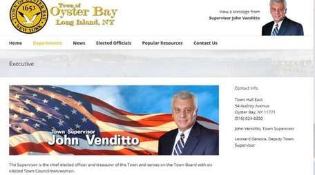The Town of Oyster Bay website listed Leonard