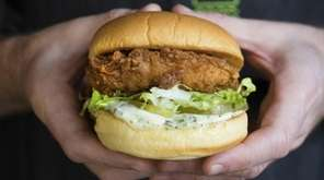 Shake Shack's Chick'n Shack and more chain chicken