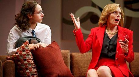 Zoe Kazan, left, and Amy Ryan star in