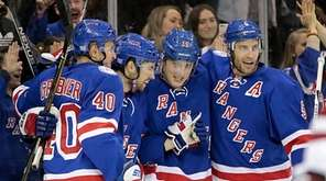 New York Rangers right wing Josh Jooris (86)