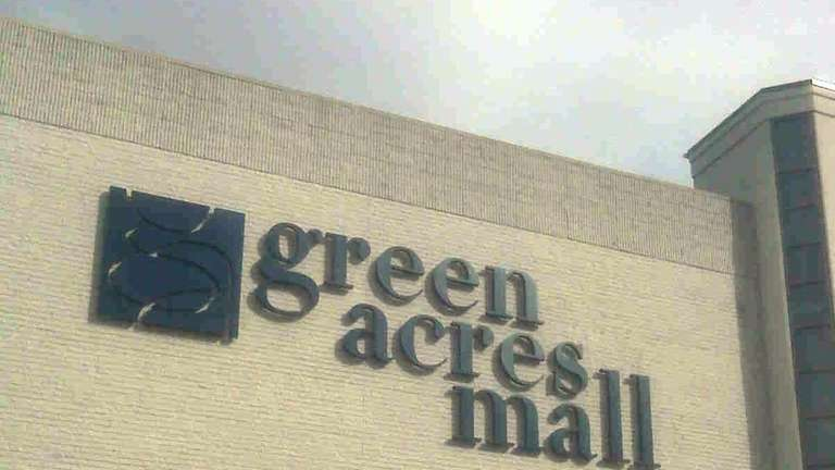 The exterior of Green Acres Mall in Valley