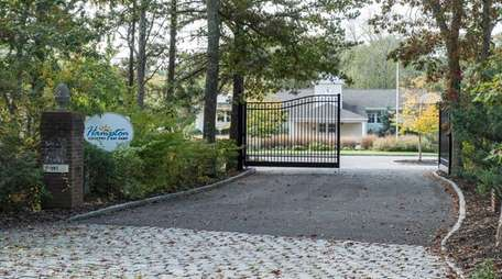 The East Hampton Food Pantry will temporarily operate