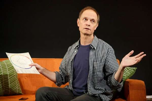 David Hyde Pierce co-stars as the lonely Nate