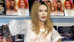 Pete Burns, who died at the age of