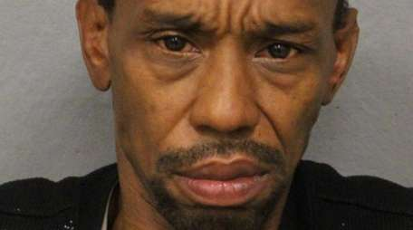 Jerry Yarbrough, 50, of Hempstead, was arrested on