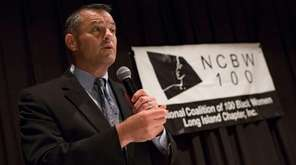 GOP congressional candidate David Gurfein attends the National