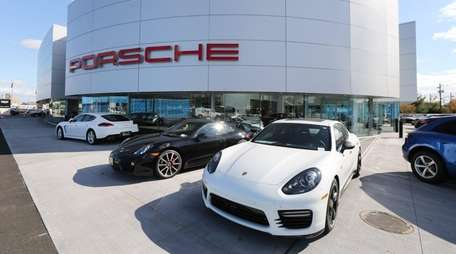 Porsche Of South Shore Sees Sales Rise After Showroom Opens Newsday