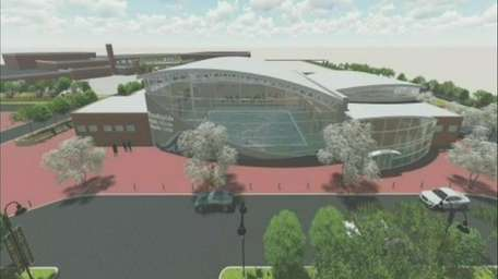 The state-of-the-art complex will be built at Howitt