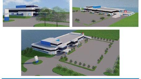 FEMA has approved South Nassau Communities Hospital's plan