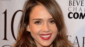 Actress Jessica Alba attends the EXPERIENCE: East Meets
