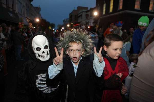 Today's Halloween customs have blunted their pagan past.