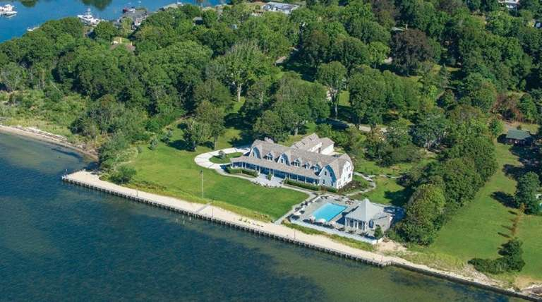 The Lindenmere on Moriches Bay in Center Moriches