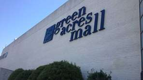 Green Acres Mall is seen on April 09,