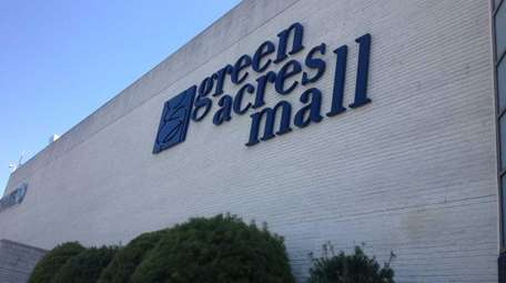 Green Acres Mall on April 9, 2012.