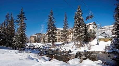 Opening Jan. 20, the remodeled Vail Cascade Resort