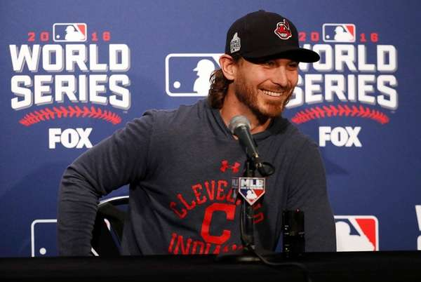 With dad in stands, Josh Tomlin comes through for Indians