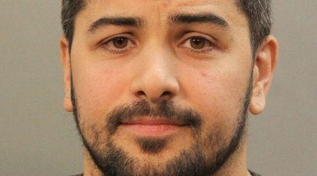 Ryan Dambra, 33, of Staten Island, was arrested