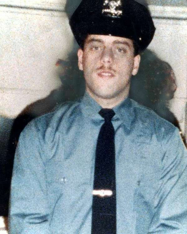 NYPD Officer Edward Byrne was 22 when he
