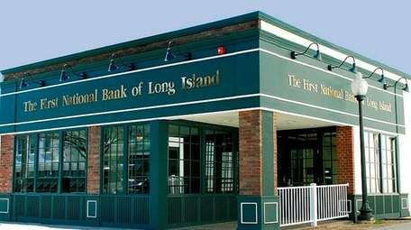 First National Bank of Long Island's Babylon branch