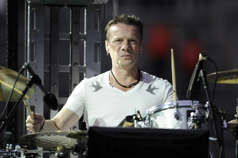 U2 drummer Larry Mullen Jr., born Oct. 31,