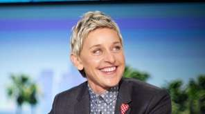 TV show host Ellen DeGeneres gave praise to