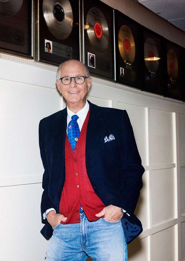 Charles Koppelman has worked with many of the