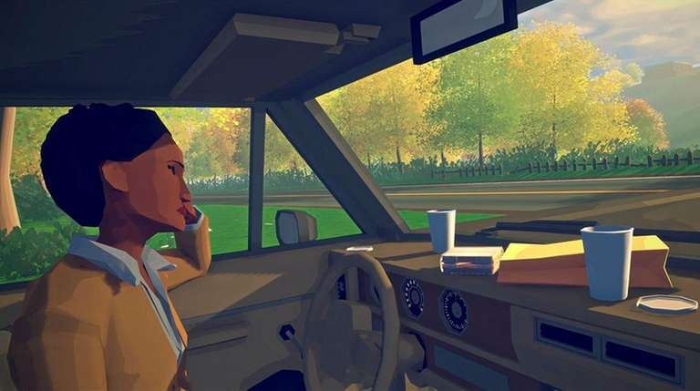 sportssko officielt sted officielt sted Virginia video game review: Thriller quietly keeps you ...