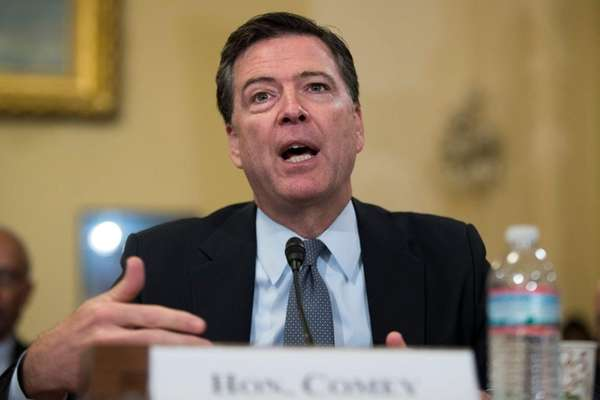 FBI Director James Comey told lawmakers on Friday,