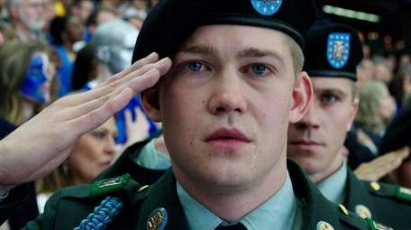 Joe Alwyn stars in the title role in