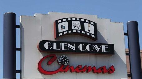Glen Cove Cinemas is shown in this 2014