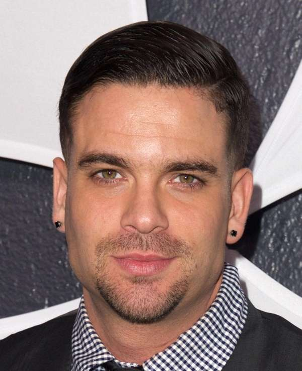 Mark Salling in a file photo.