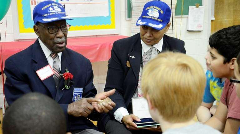 Audley Coulthurst, 88, of Jamaica, Queens, a member