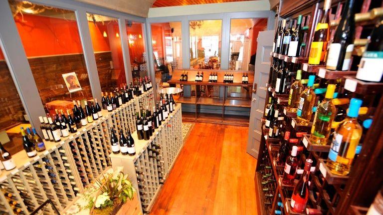 Matthew Spirn has opened Northport Tasting Room &