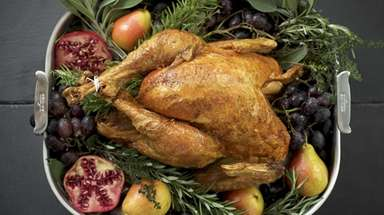 WHAT YOU'LL NEED 1 (10-to-12 pound) turkey Kosher