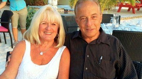 Helen and Jerry Giorlando of Mount Sinai celebrated