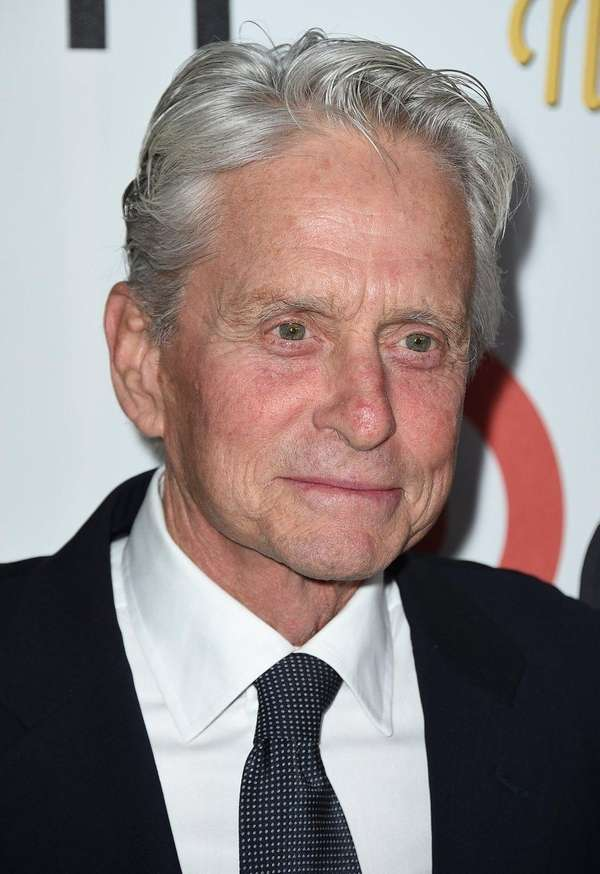 Michael Douglas reportedly told TV-radio host Jonathan Ross