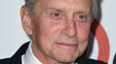 Michael Douglas reportedly told TV-radio host Jonathan Ross