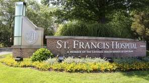 St. Francis Hospital was the only hospital on
